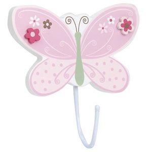 🦋Little Boutique Butterfly Wall Hook-NEW IN BOX🦋